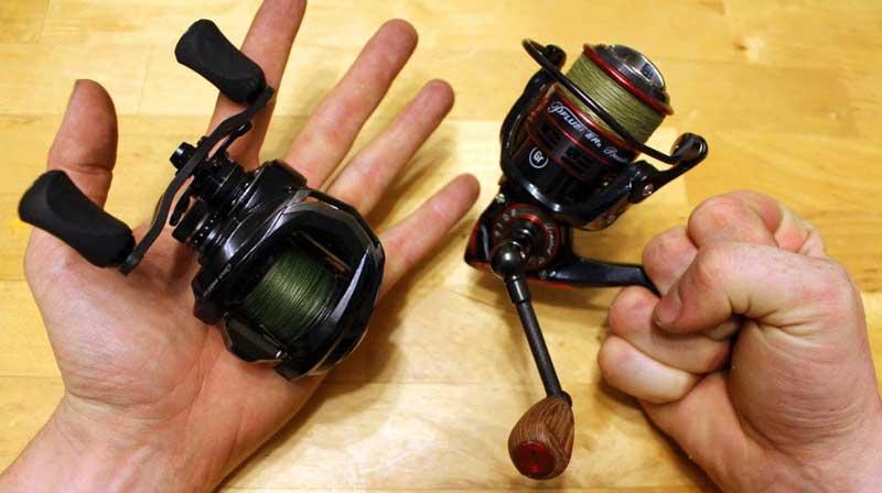 baitcasting reel durability