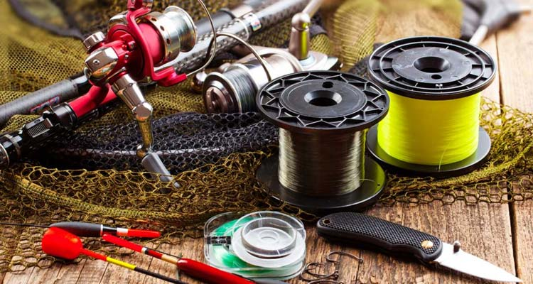 Fishing line and accessories